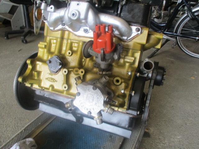 Kent 1600cc motor (reconstruido) y repuestos para FF Royale RP26 - 2