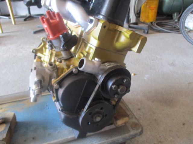 Kent 1600cc motor (reconstruido) y repuestos para FF Royale RP26 - 3