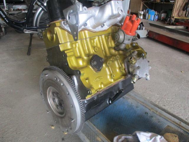 Kent 1600cc motor (reconstruido) y repuestos para FF Royale RP26 - 4