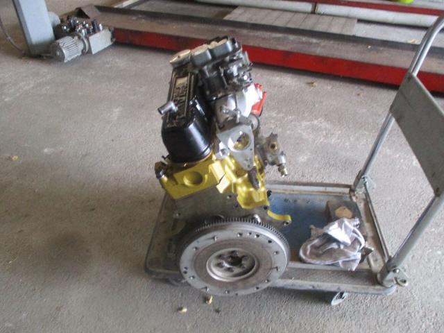 Kent 1600cc motor (reconstruido) y repuestos para FF Royale RP26 - 5