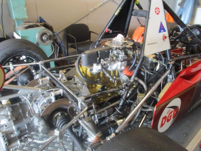 Formula Ford Royale RP 26 1978 + spare parts - 3