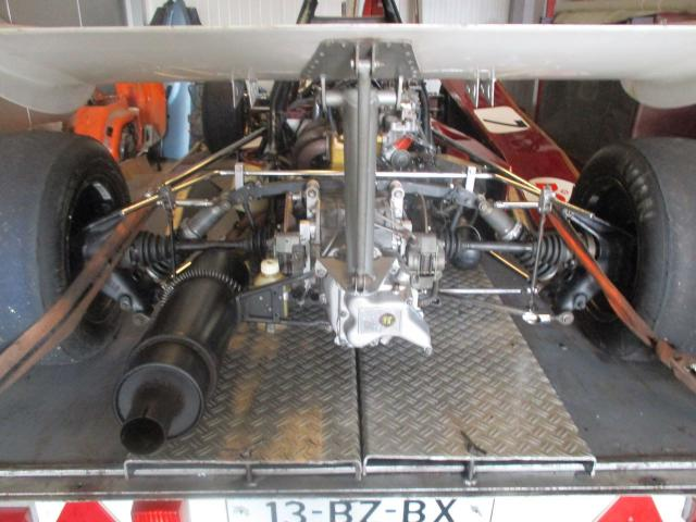 Formula Ford Royale RP 26 1978 + spare parts - 4