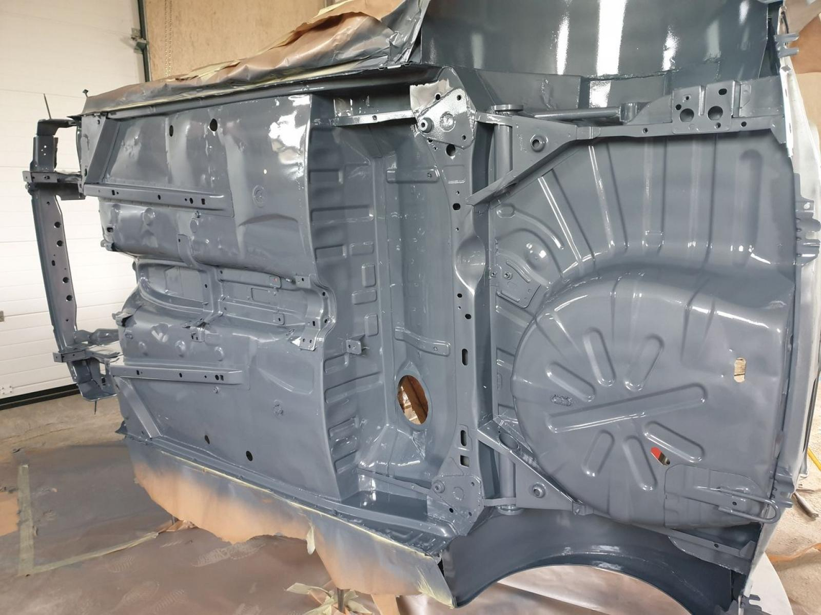 Renault Clio S1600 chassis - 5