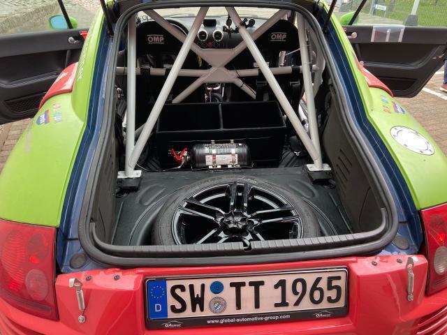 Audi TT 8N - 2