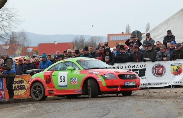 Audi TT 8N - 5