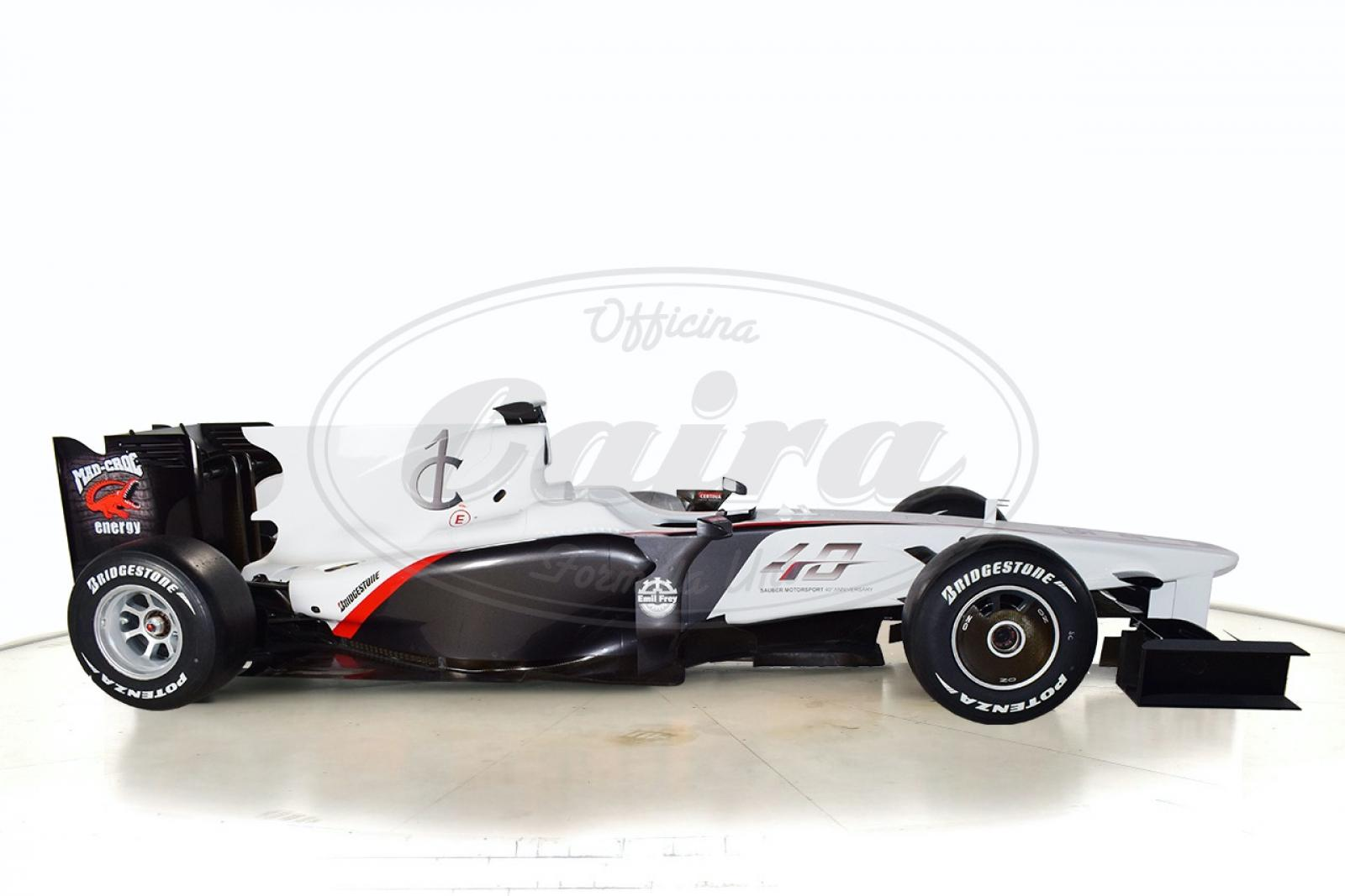 F1 BMW Sauber F1.09-02 - 1