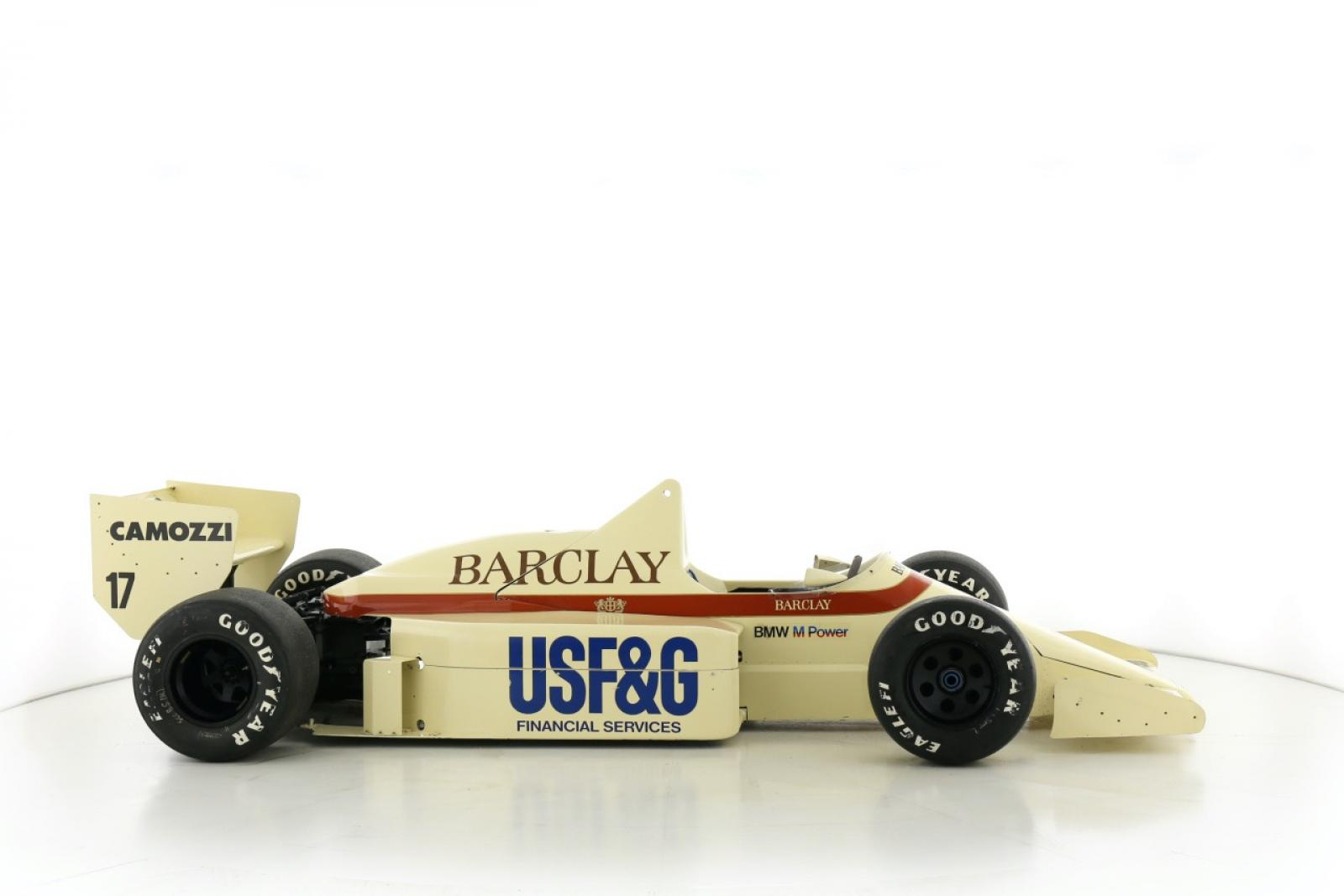 F1 ARROWS A8 Show Car - 1