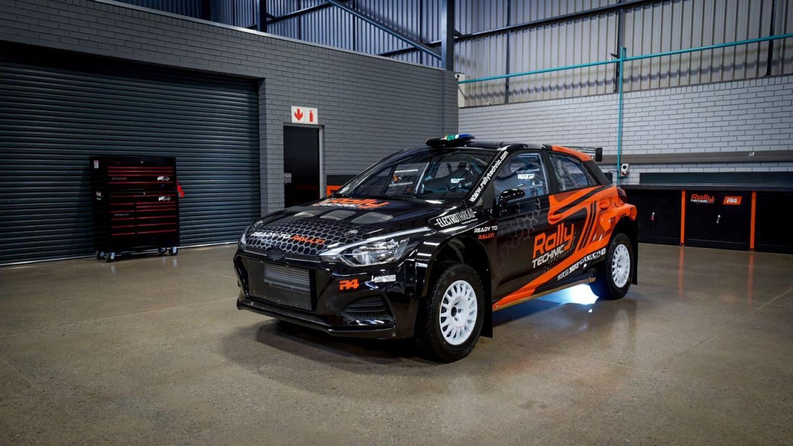 Hyundai I20 R4 (Rally2 Kit) - 1