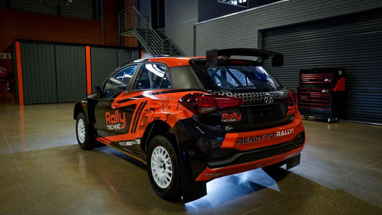 Hyundai I20 R4 (Rally2 Kit) - 2