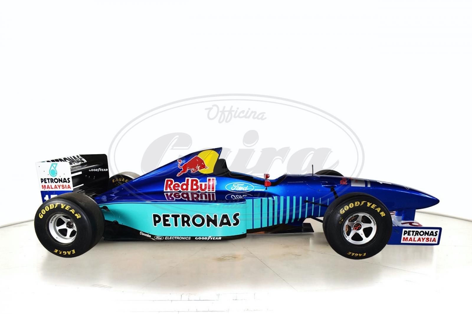 F1 Sauber C14A-01 - 1