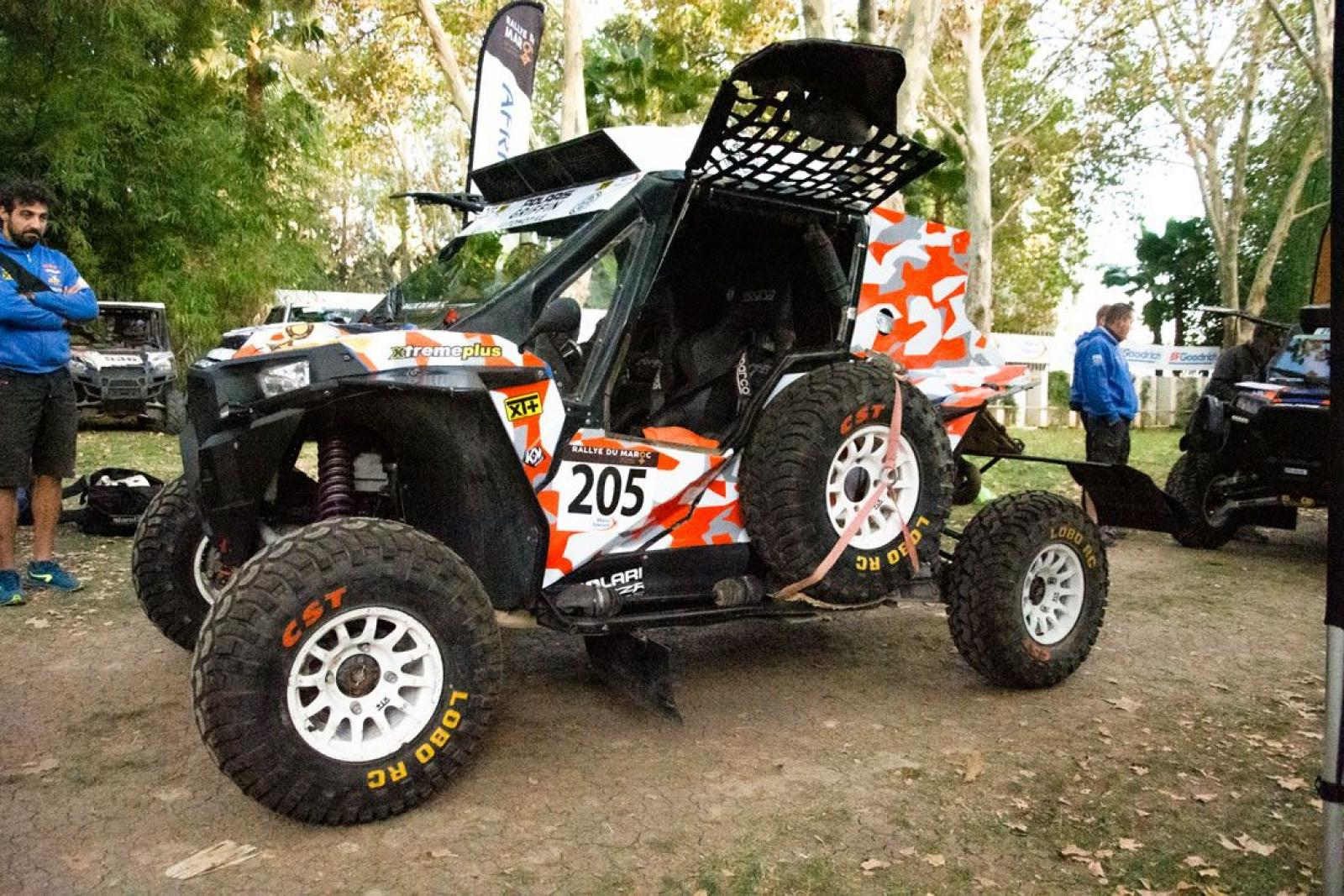 Polaris RZR 1000 Turbo - 1
