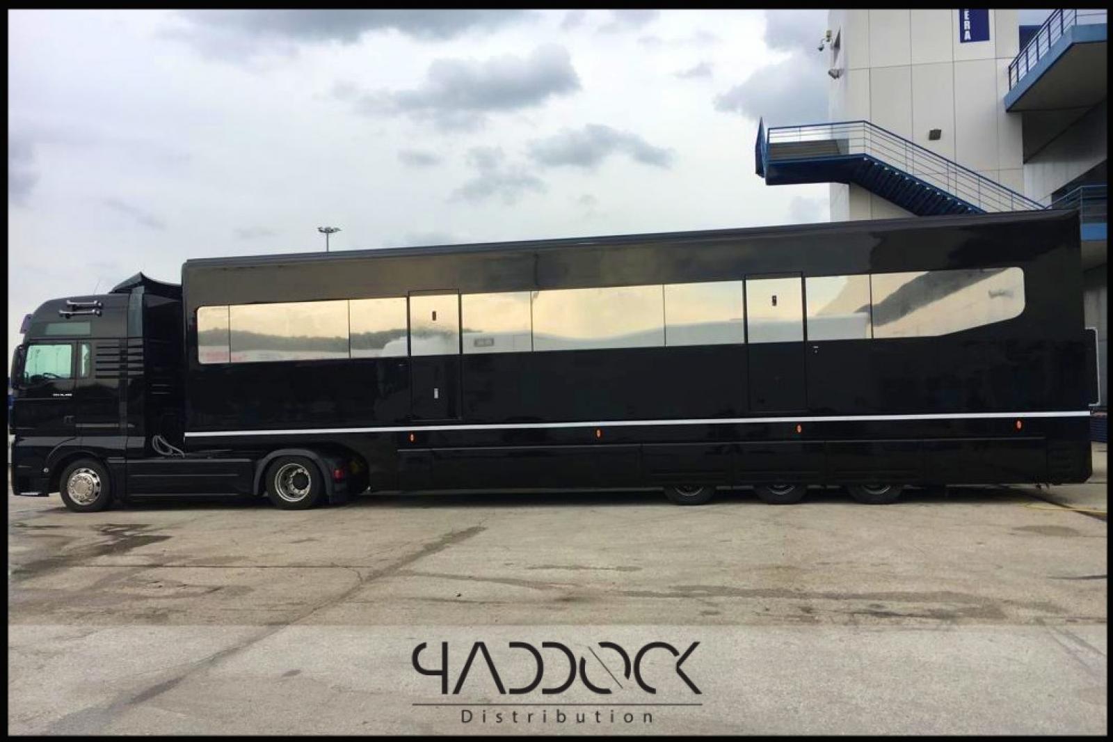 Used trailer WHEELBASE ENGINEERING by Paddock Distribution - 2