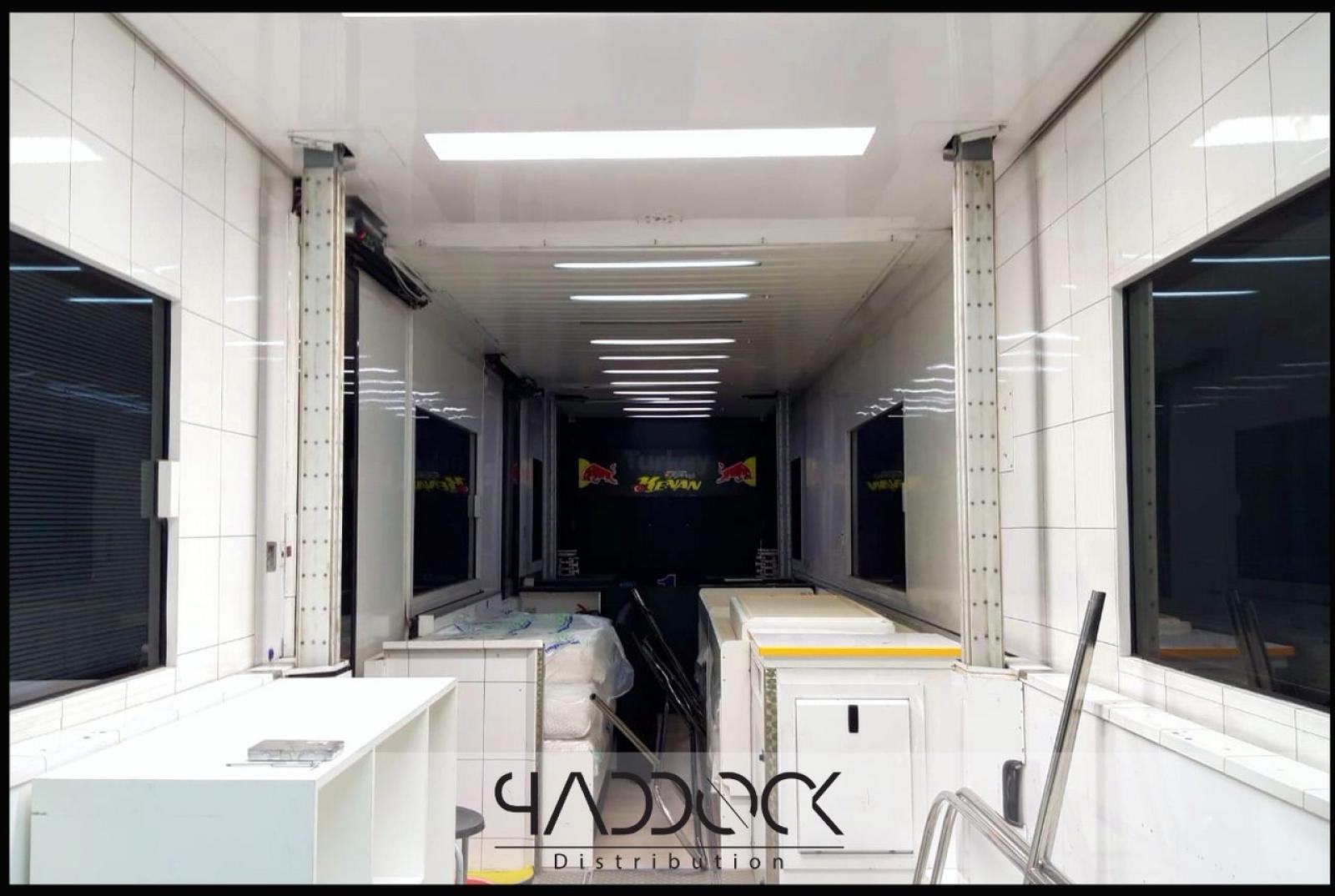 Used trailer WHEELBASE ENGINEERING by Paddock Distribution - 4