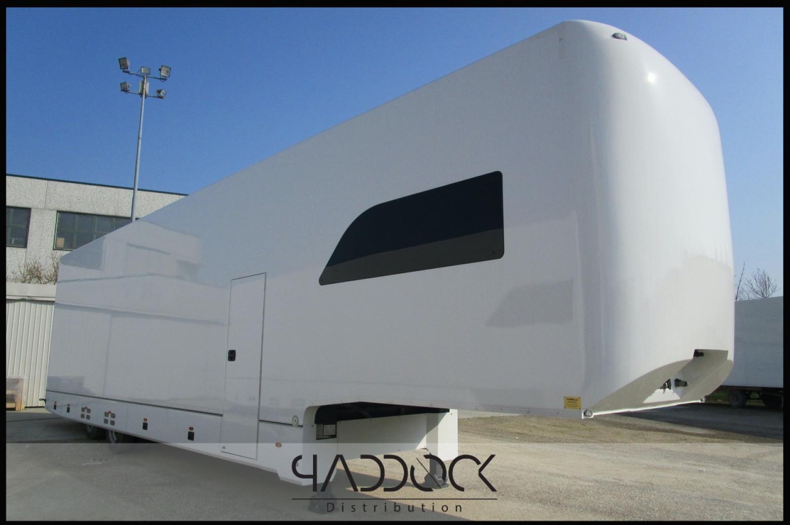 Used trailer ASTA CAR model Z2 by PADDOCK DISTRIBUTION - 1