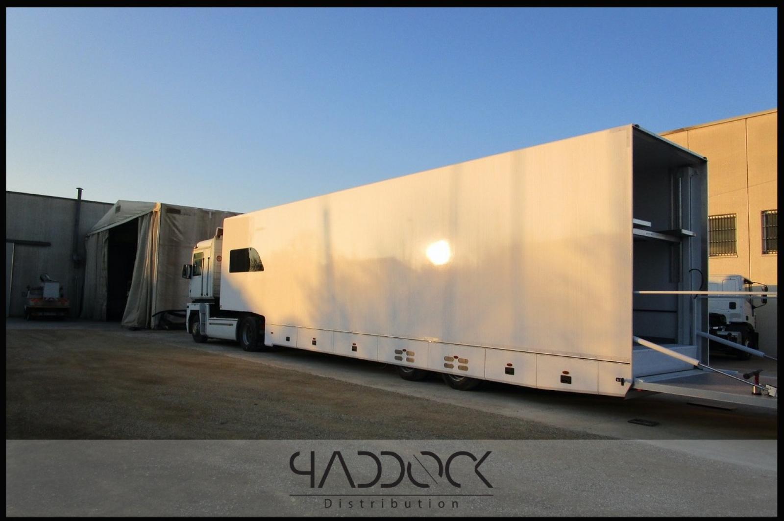 Used trailer ASTA CAR model Z2 by PADDOCK DISTRIBUTION - 2