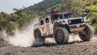 Mercedes Benz Unimog Hummer H1 Rally Truck - Image 1