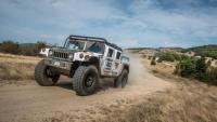 Mercedes Benz Unimog Hummer H1 Rally Truck - Image 2
