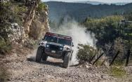 Mercedes Benz Unimog Hummer H1 Rally Truck - Image 3