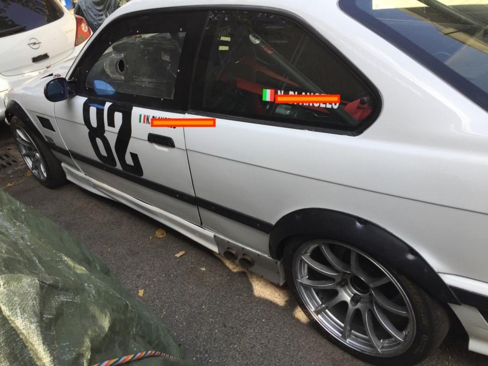 BMW M3 E36 - 2