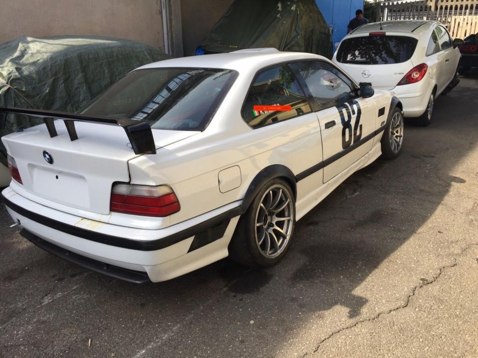 BMW M3 E36 - 3