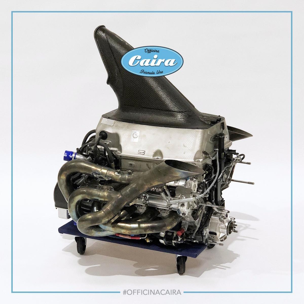 BMW V8 P86/08 Formula One - 2008 - Dummy Engine - F1 - 3