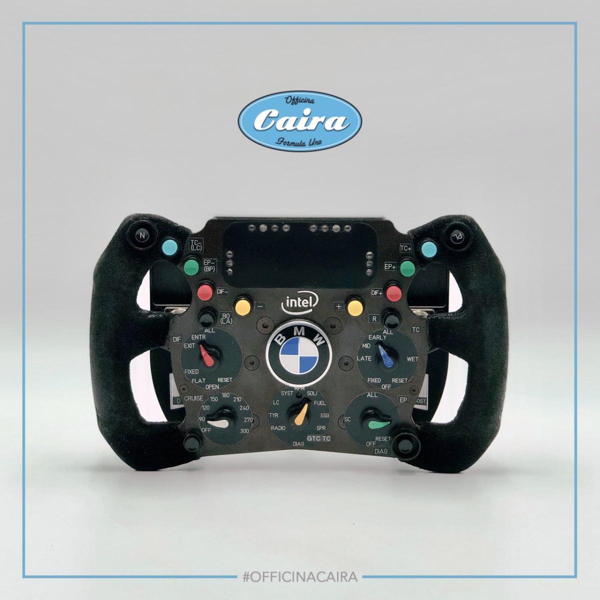 BMW Sauber F1.06 - 2006 - Original Steering Wheel - F1 - 1