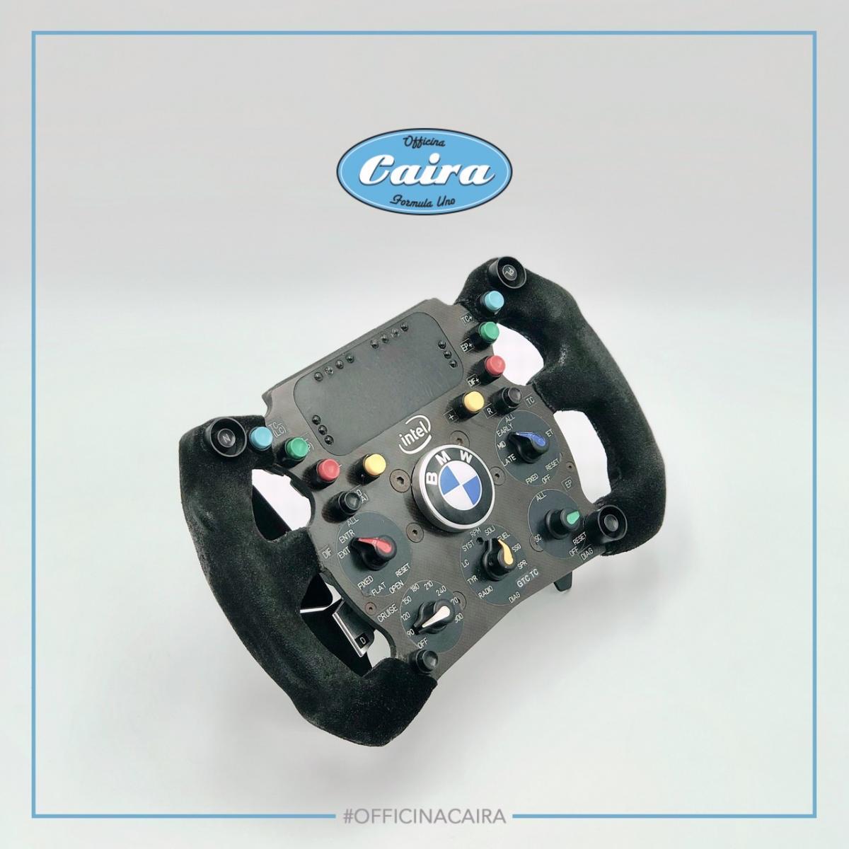 BMW Sauber F1.06 - 2006 - Original Steering Wheel - F1 - 3