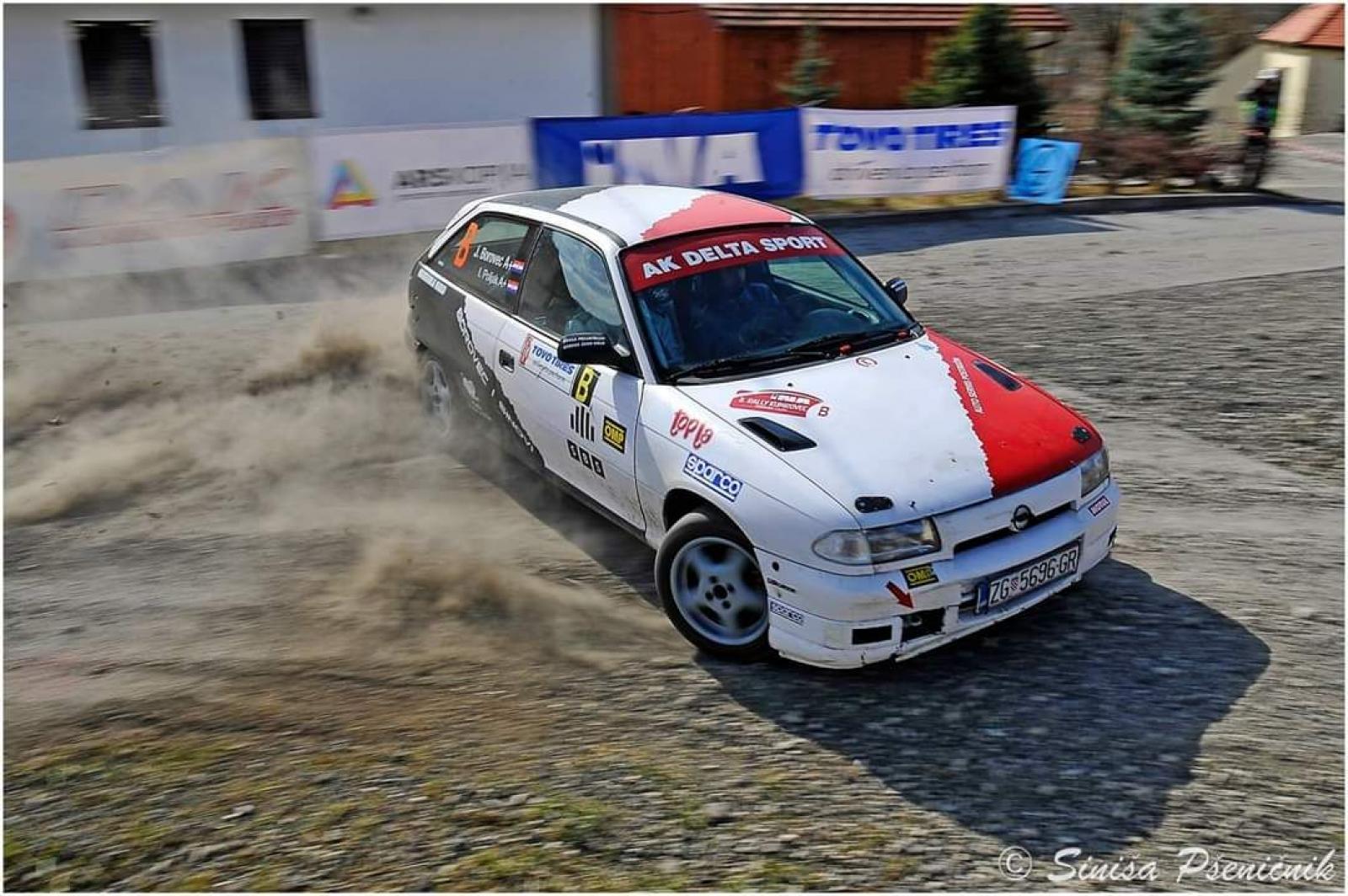 Opel Astra F GSI - 1