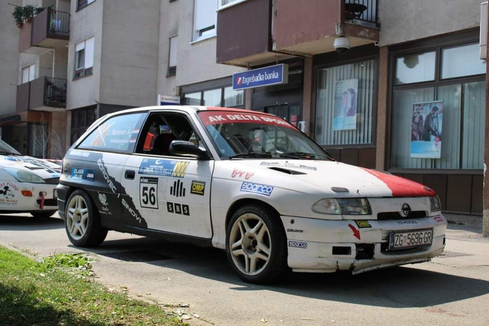 Opel Astra F GSI - 4