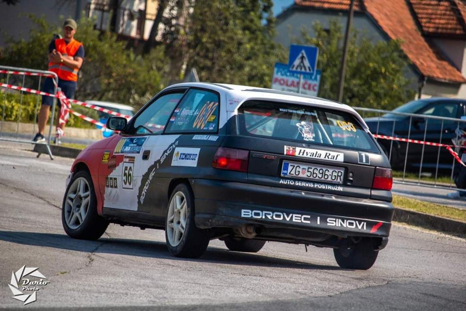 Opel Astra F GSI - 5
