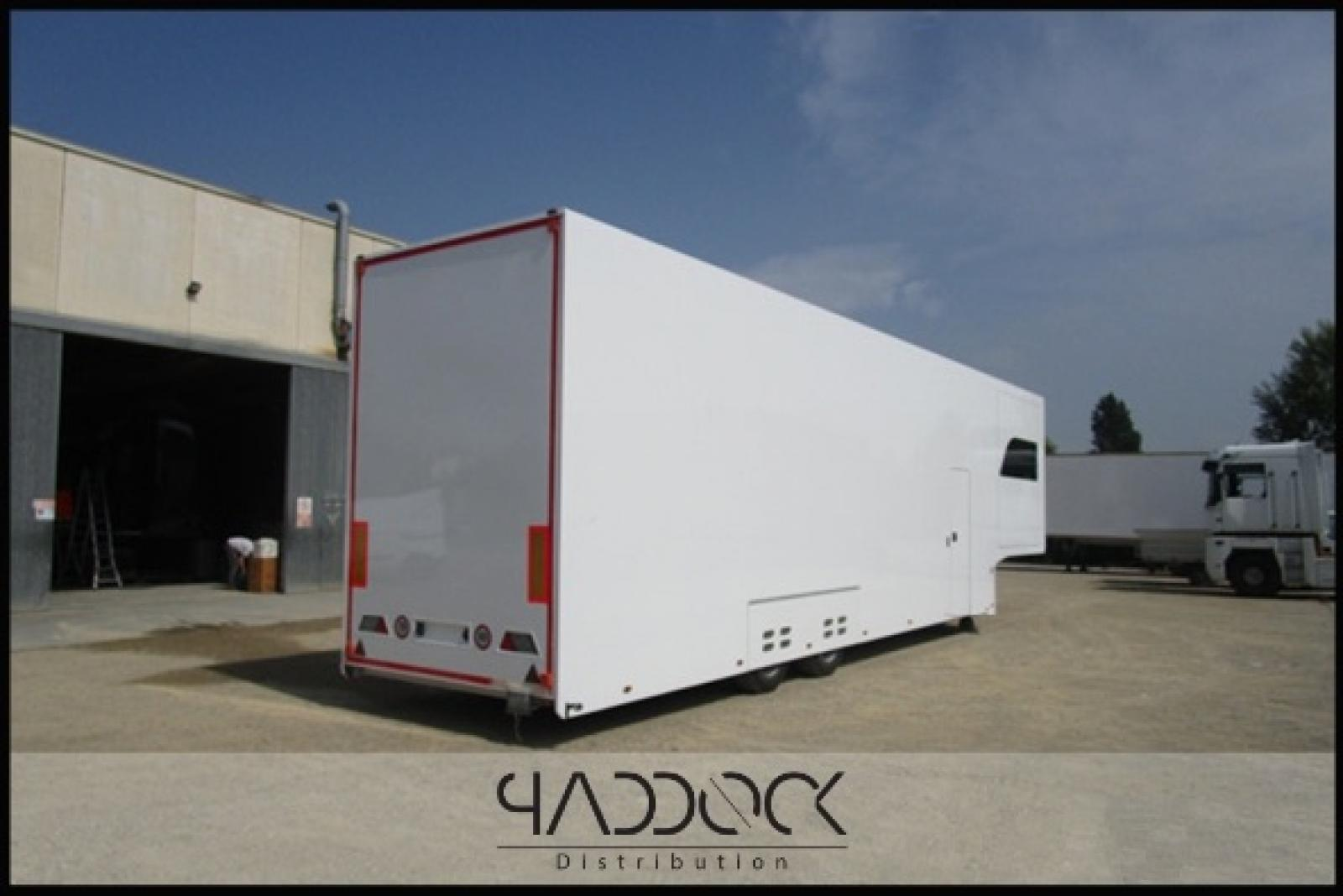 ASTA CAR Z3 SLIDE TRAILER BY PADDOCK DISTRIBUTION - 5