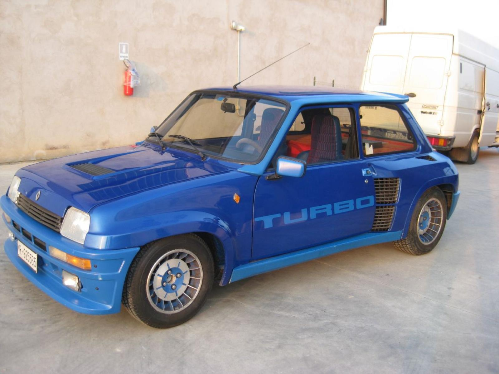 Renault R5 TURBO 1 - 1