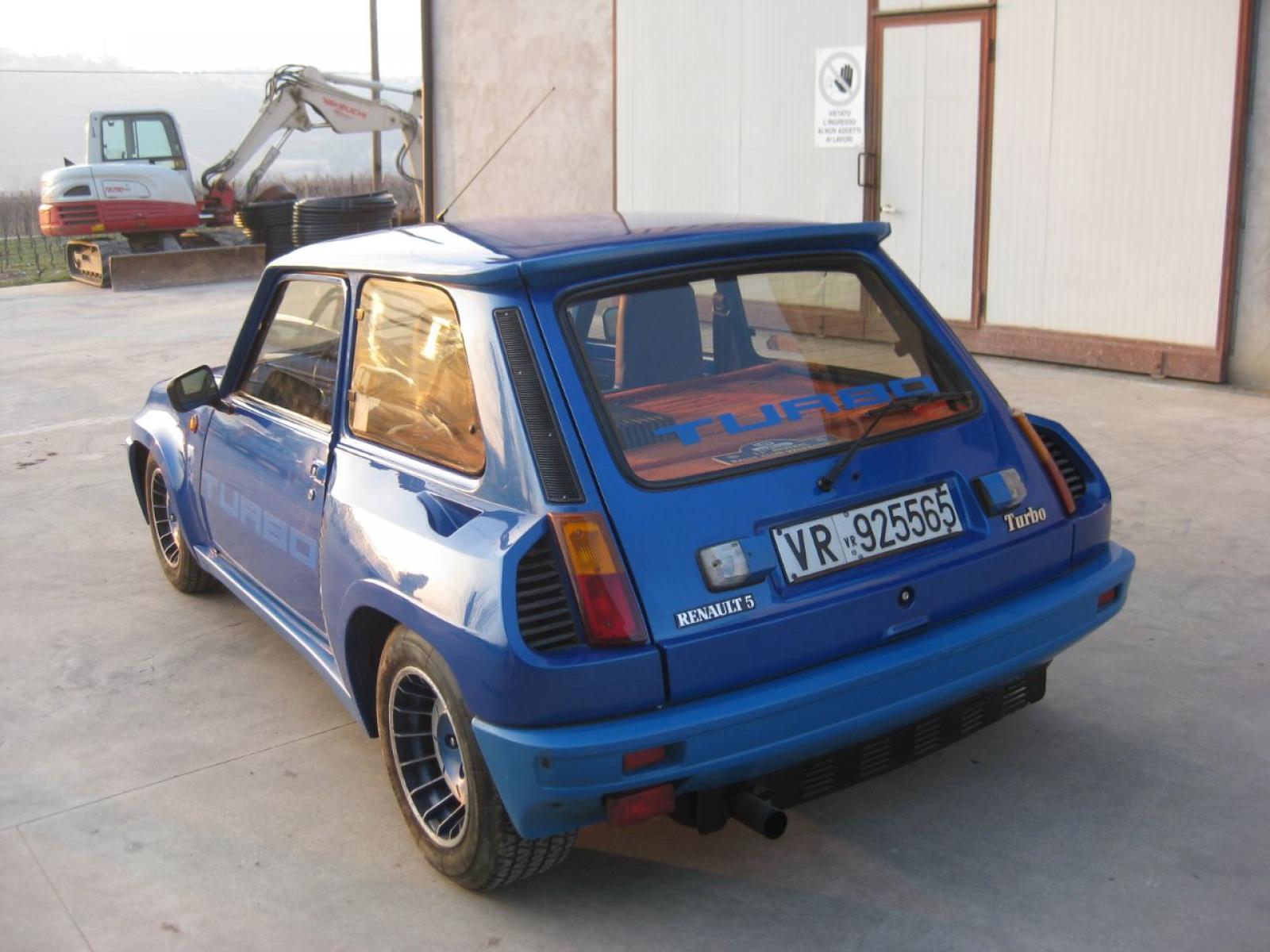 Renault R5 TURBO 1 - 4