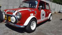 Austin Mini ex Group A 1380cc 1976 - Foto 1