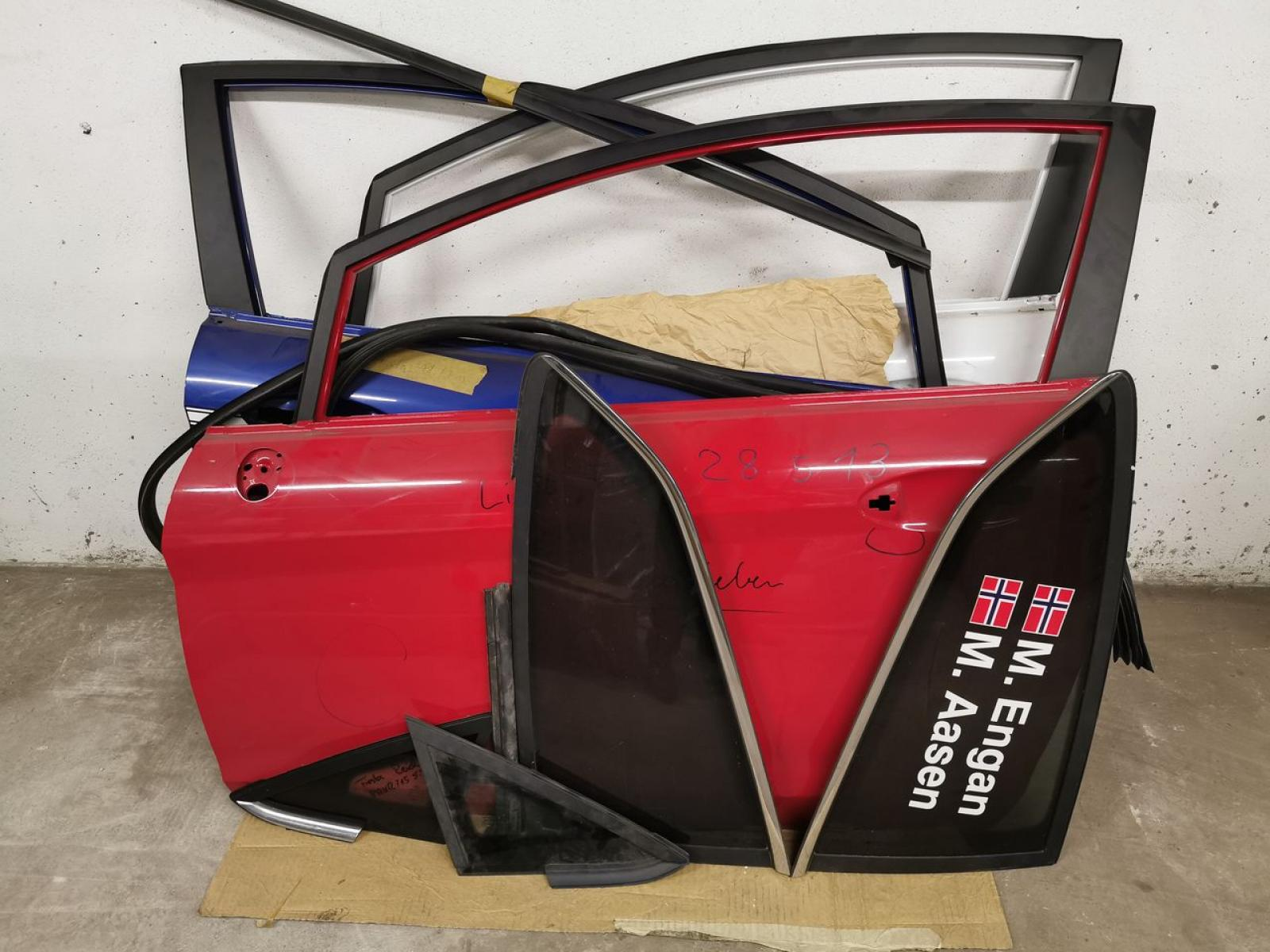 Fiesta R2/T Spare Parts Selection - 3