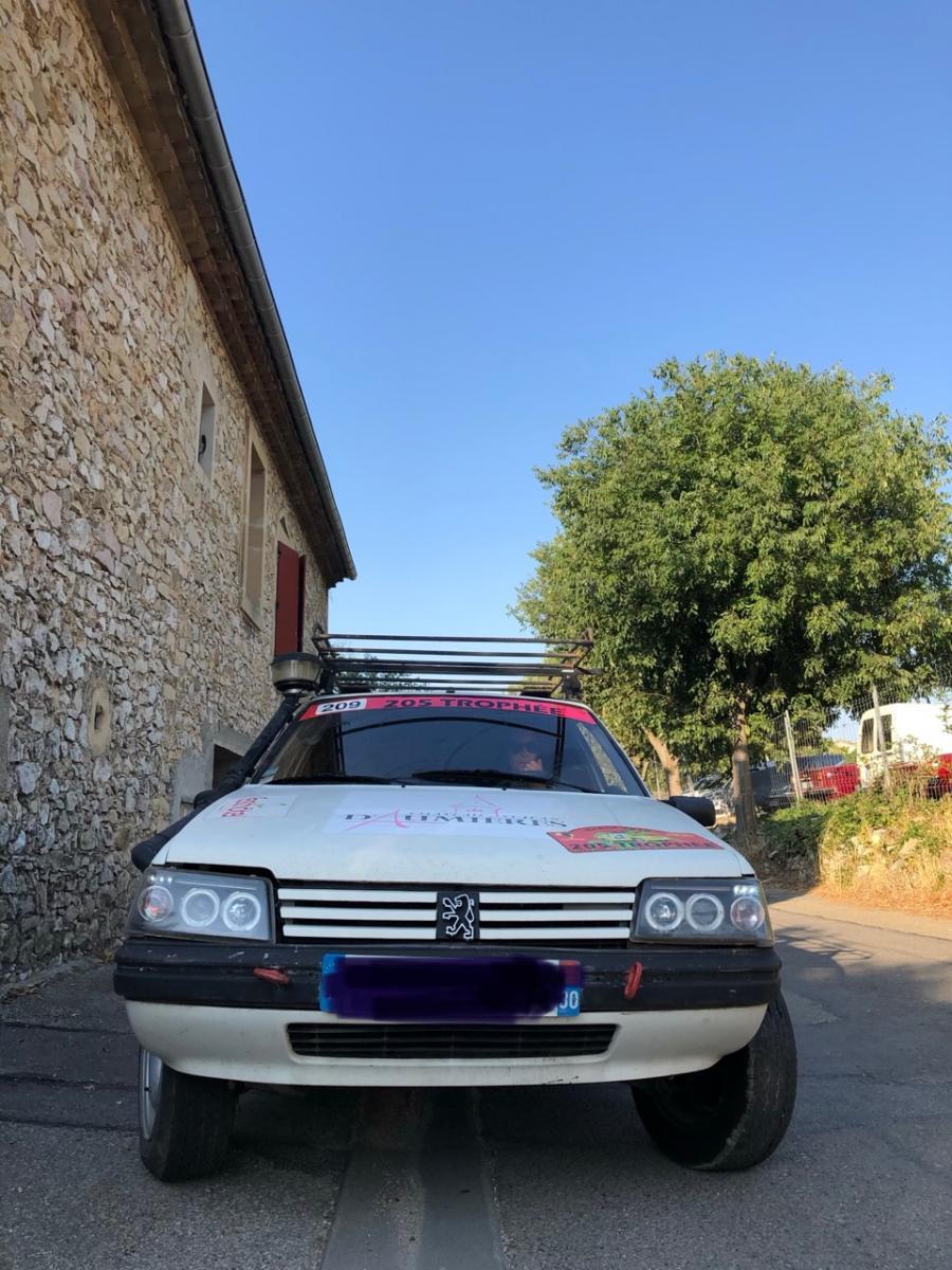 Peugeot 205 GT - 3