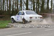 Ford Escort MK1 gr4 FIA - Foto 1