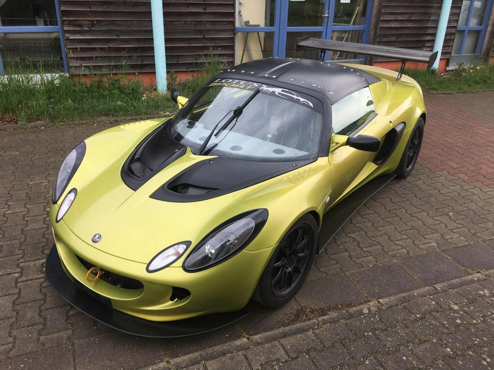 Lotus Elise 111R Tracktool - 2