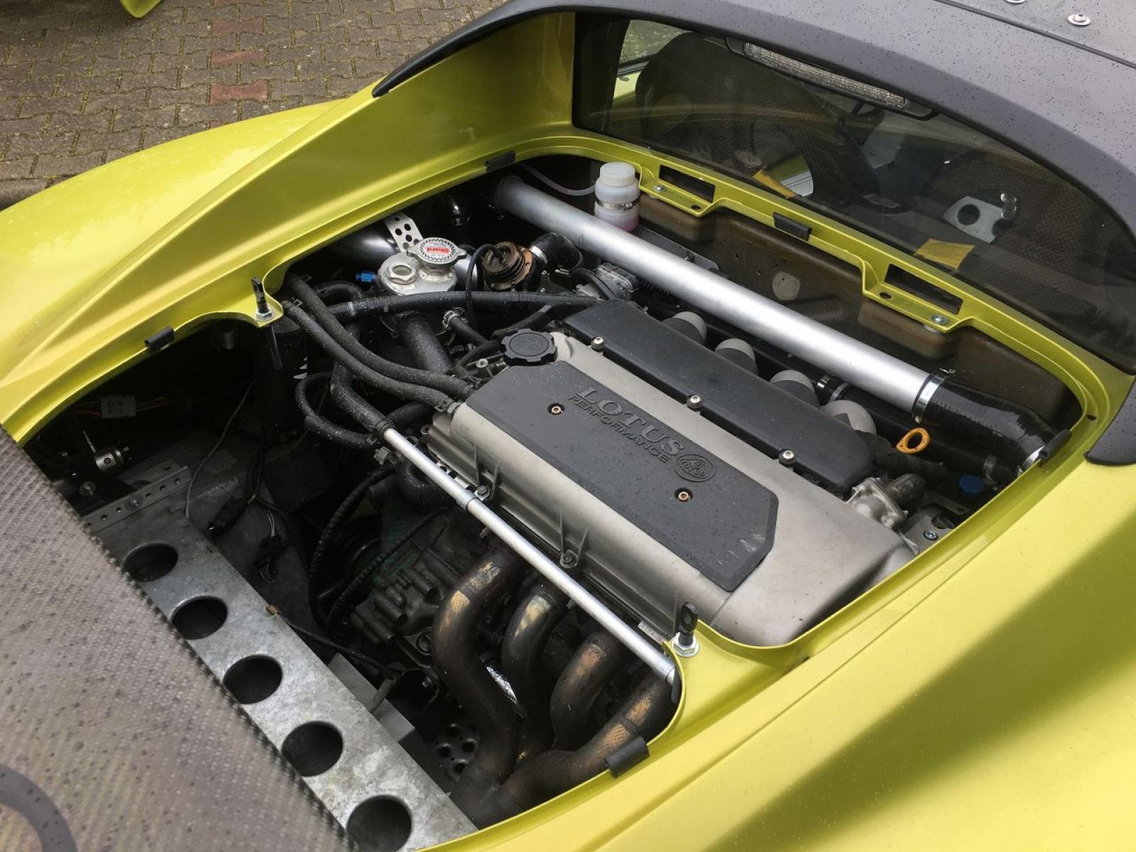 Lotus Elise 111R Tracktool - 5