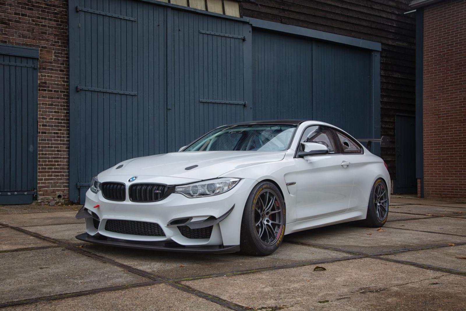 BMW Ekris M4 GT4 EVOII (2020) - 1
