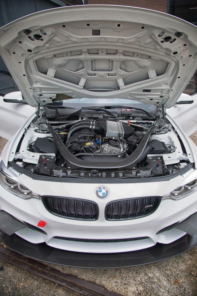 BMW Ekris M4 GT4 EVOII (2020) - 2