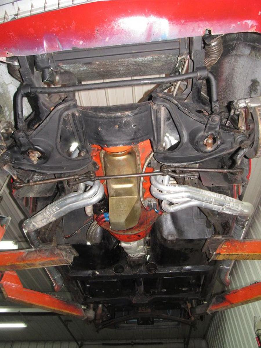 1965 Chevrolet Corvette Vintage Race Car - 5