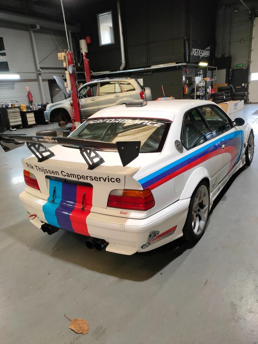 BMW e36 - 2