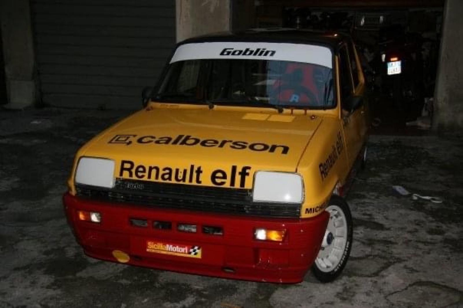 Renault 5 Alpine Turbo - 1