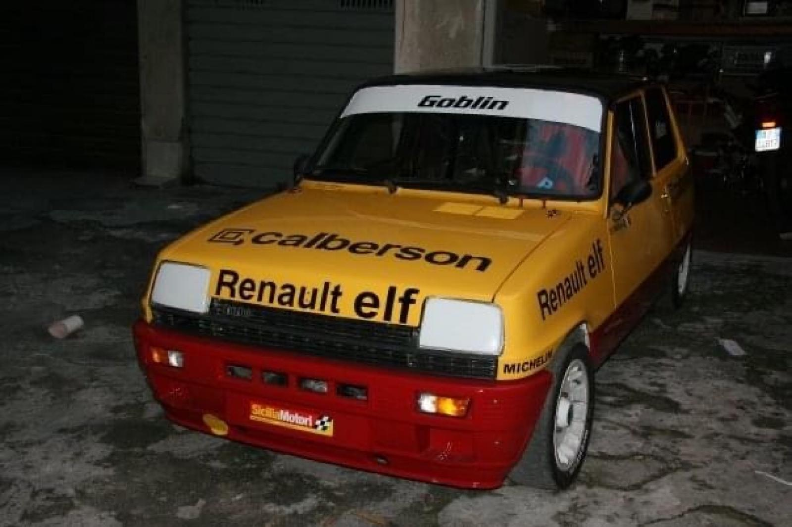 Renault 5 Alpine Turbo - 4