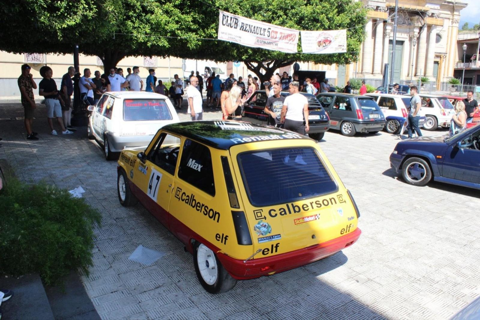 Renault 5 Alpine Turbo - 5