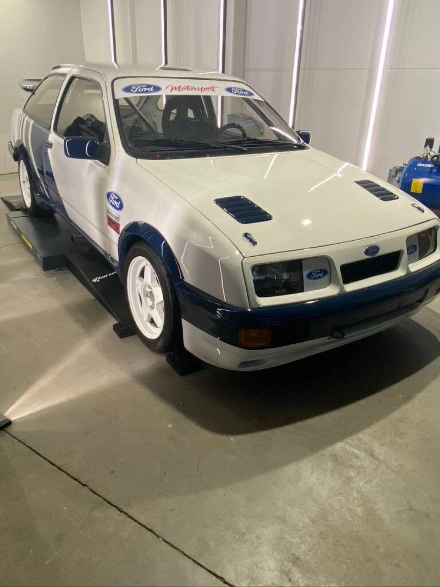 Ford Sierra Cosworth RS 1986 - 2