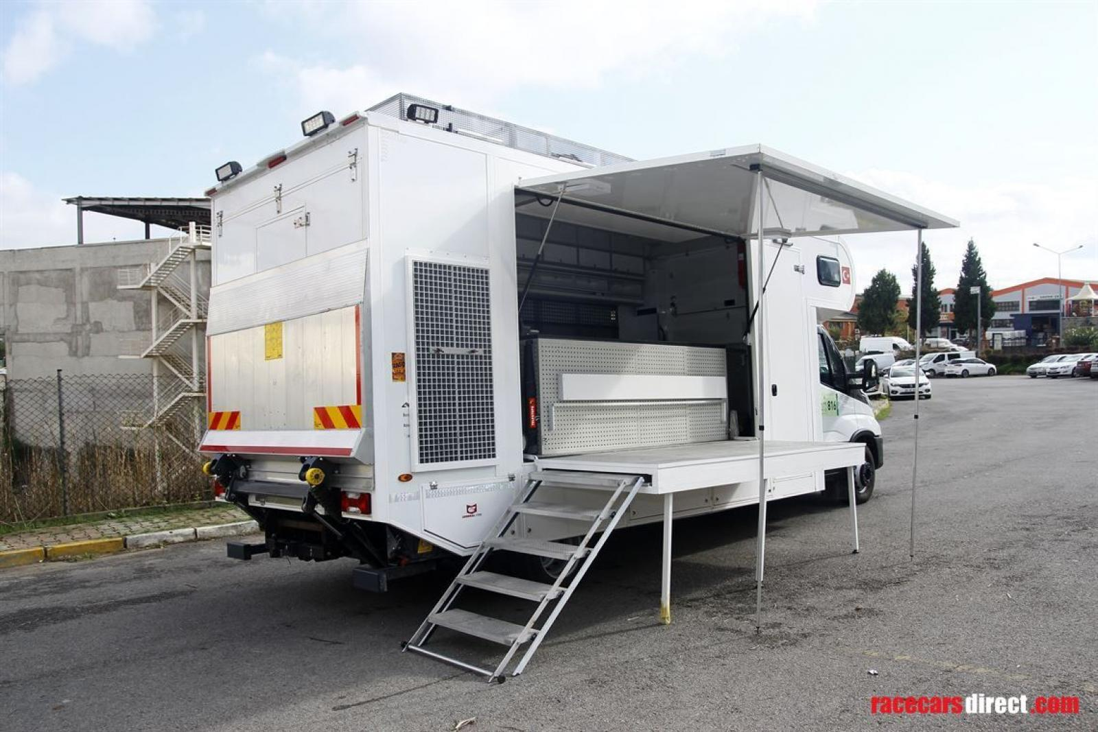 Iveco 7.2T Race Service Truck for Sale (new) - 1