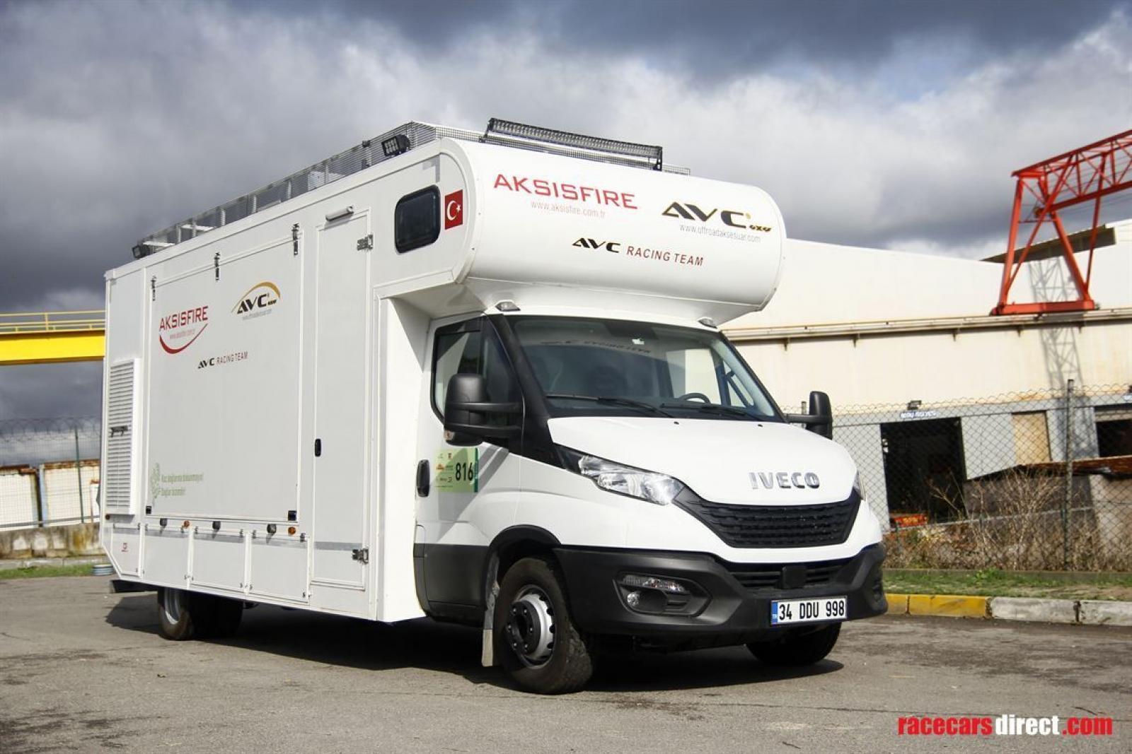 Iveco 7.2T Race Service Truck for Sale (new) - 2