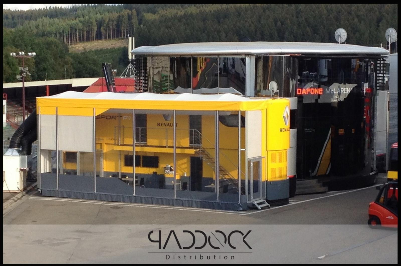 GP2 STRUCTURE EX RENAULT FOR SALE BY PADDOCK DISTRI - 2